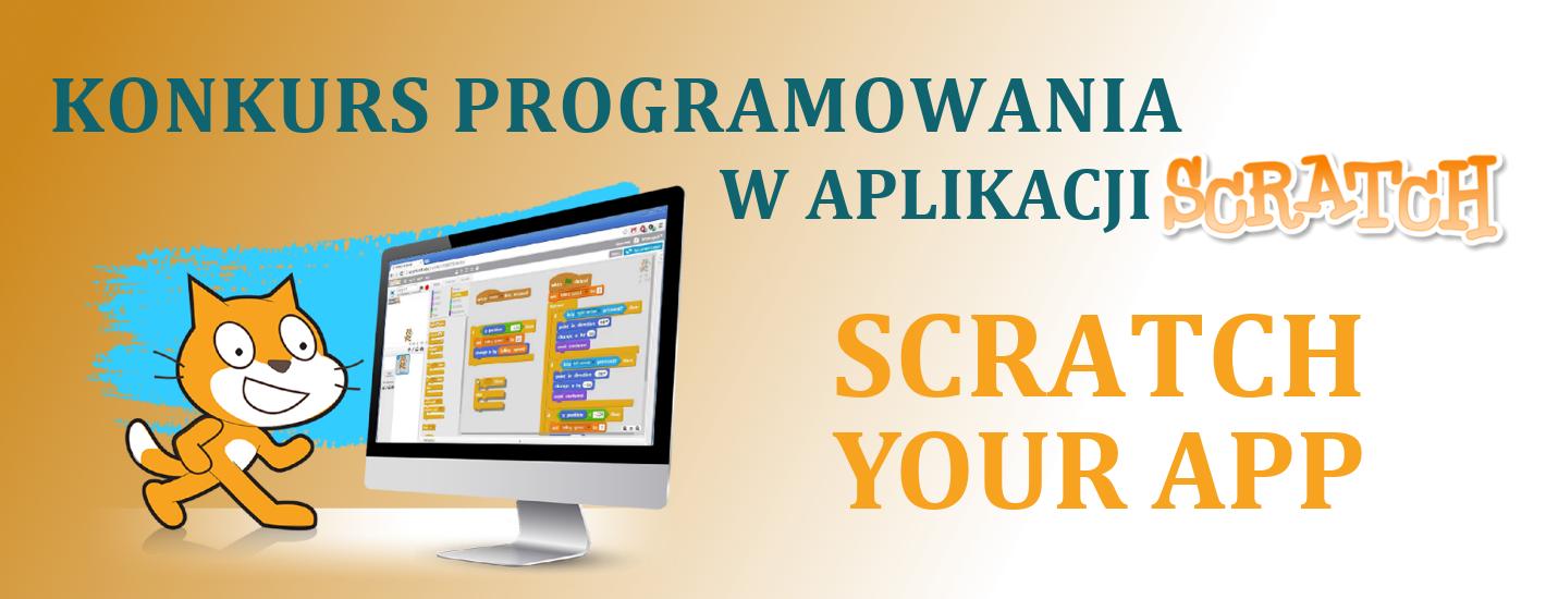 """Konkurs programowania """"Scratch your App"""""""